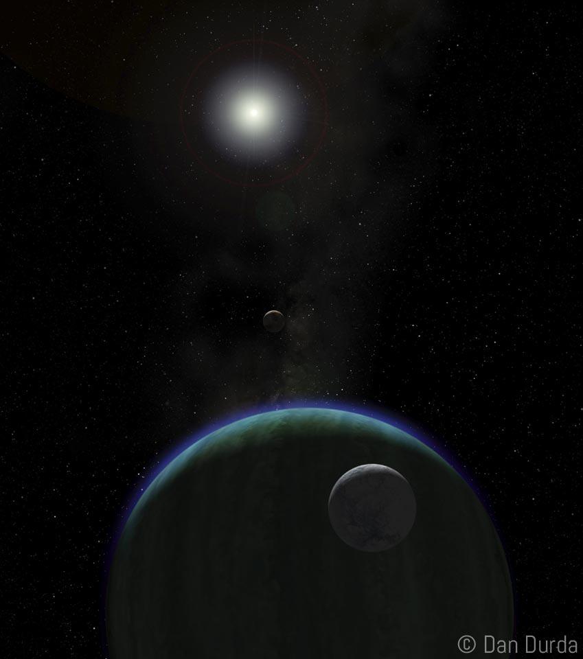 3500 extrasolar planets - photo #13