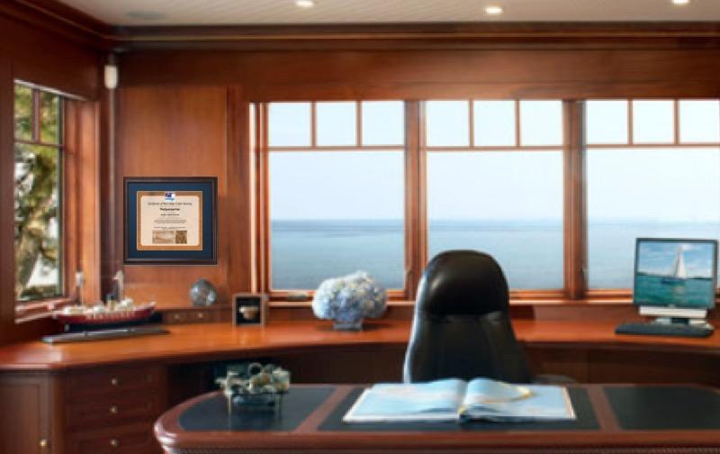 Uwingu-Framed-Certificate-Office