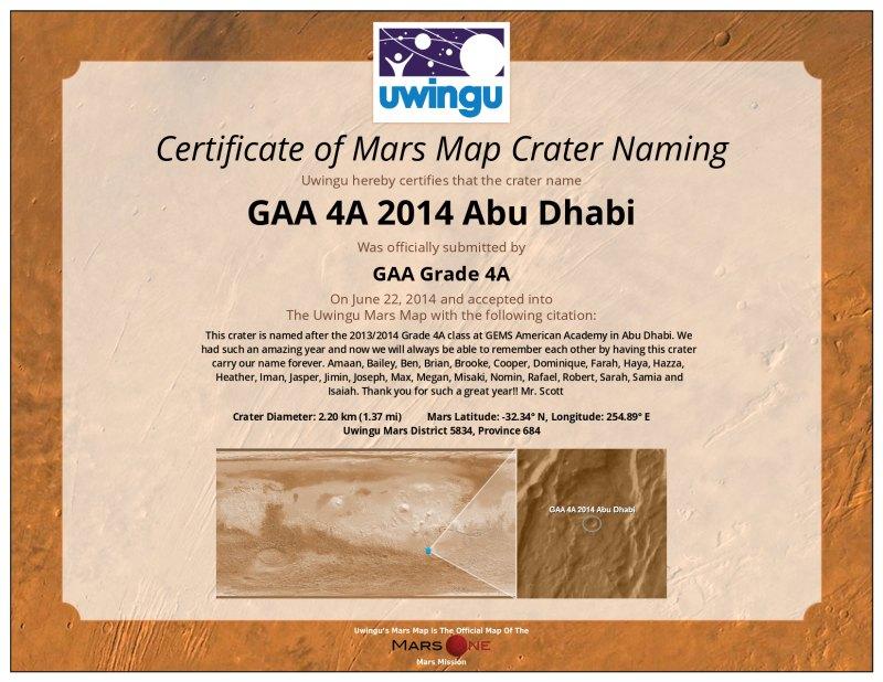 Uwingu_Certificate_Abu Dhabi