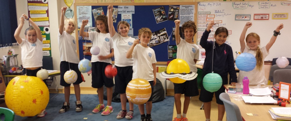 solar system kids