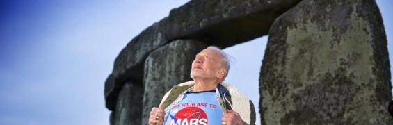 Buzz Aldrin H2M